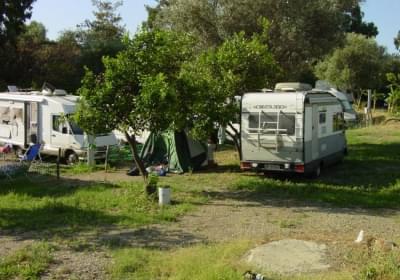 Campeggio Villaggio Parkjonio Area Attrezzata